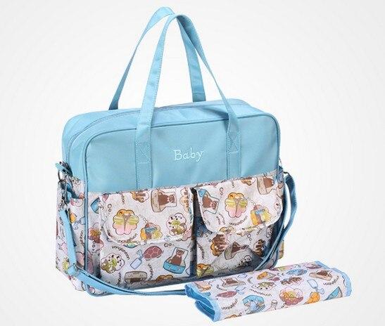 Акция! Детские пеленки Средства ухода за кожей для будущих мам для мамы подгузник сумка Мать изменение Мумия брендовые дизайнерские вещи мн...