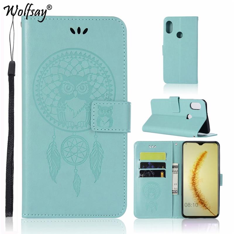 , Phone Bag Case For Huawei P Smart 2019 Cover Leather Flip Wallet Case For Huawei P Smart 2019 Cover For Huawei PSmart 2019 Funda