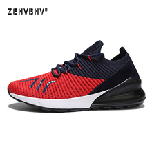 Zenvbnv Brand 2018 Running Shoes Cushioning Breathable Walking Jogging Outdoor Sport Male Sneakers Professional Athletic Sheos