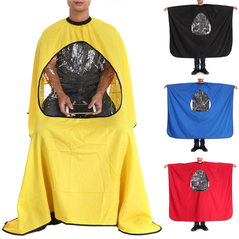 Hair Care & Styling Pro Salon Children Hairdressing Gown Bib Waterproof Barber Cover Haircutting Dyeing Hair Cape Wrap Apron Cloth Hairstyling Tools Comfortable And Easy To Wear Styling Tools