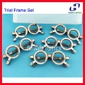 5pcs TF-AT Optical Optometry Trial Frame PD 52 54 56 58 60 62 64 66 68 70 Optional
