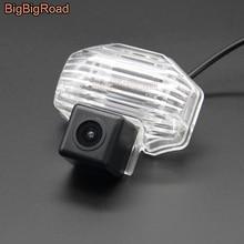 BigBigRoad Car Rear View Parking Backup Camera For Corolla Vios Avensis 2007-2011 Previa Waterproof Night Vision