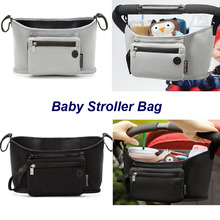 Baby Stroller Bag Baby Diaper Bag for Stroller Thermal Insulation Nappy Bag Mummy Mother Diaper Bags Baby Stroller Organizer
