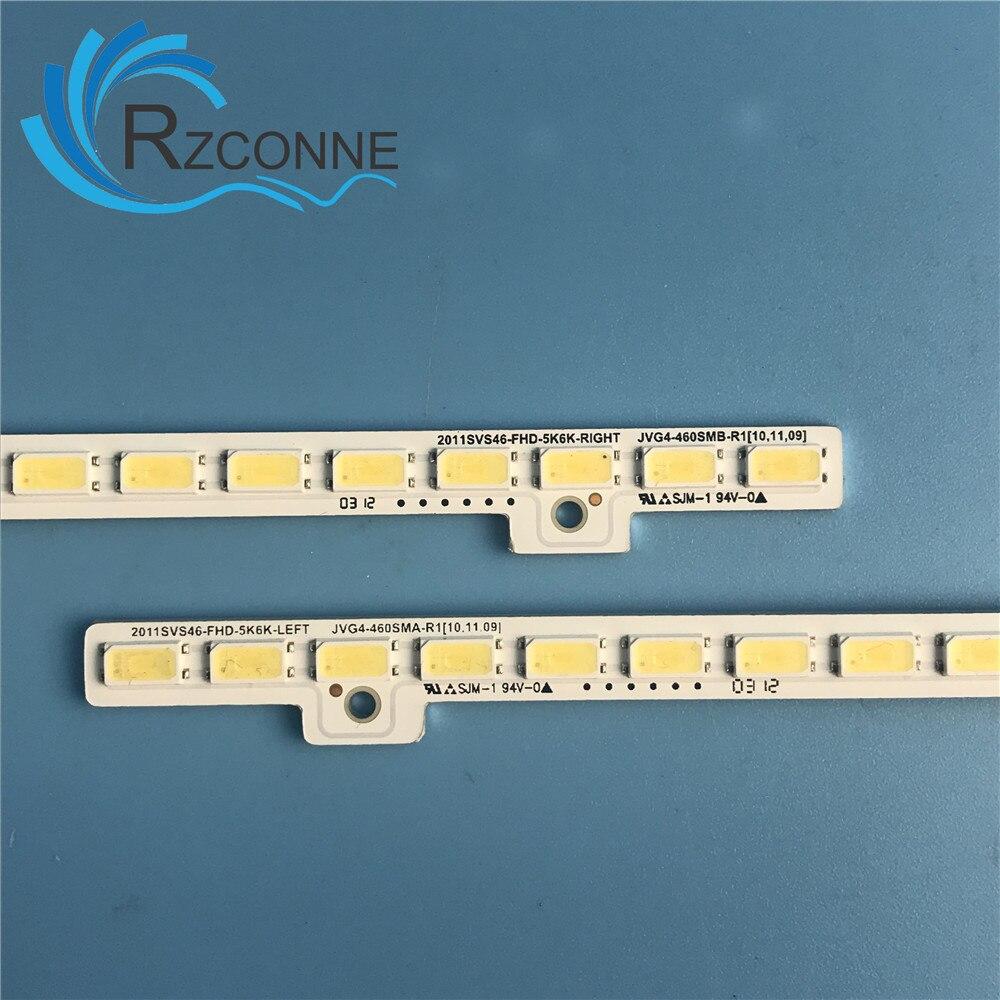 LED Backlight Lamp Strip For UE46D5720 UN46D6050 UN46D6300  BN96-16608A JVG4-460SMB-R1 UE46D6000 LH46HEPLGA LH46MEPLGA