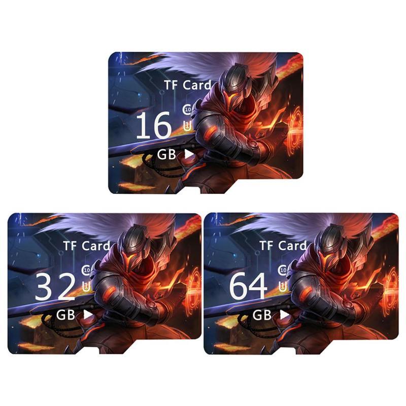 High Quality 16GB/32GB/64GB Memory Card Micro Flash Card 15MB/s UHS-1 Technology Data Storage Secure Digital TF/Mcro SD Card New