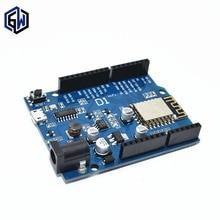 20 ШТ. Smart Electronics ESP-12F «Вемос» D1 WiFi uno основе ESP8266 щит для arduino Совместимый IDE