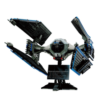 LEPIN Star Wars The TIE Interceptor Limited Fighter STARWARS Building Blocks Sets Bricks Classic Model Compatible
