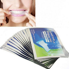 1/3/5/10/28PCS Professional Teeth Whitestrips Non-Stimulating Anti-Sensitive Dental Advanced Teeth Whitening Strips Tooth Care(China)