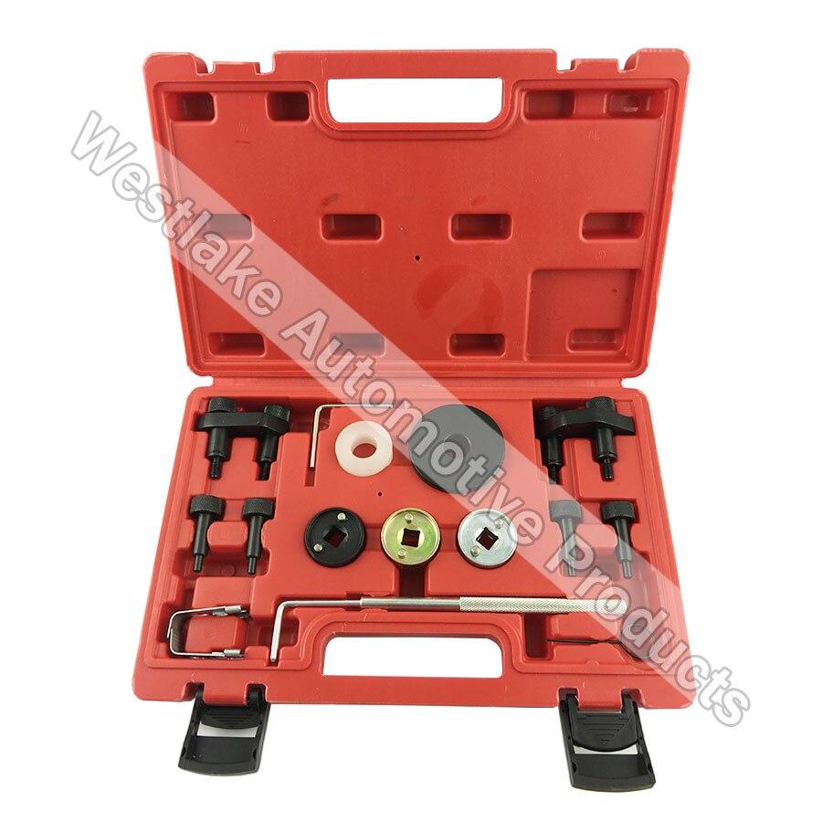 VAG 1.8 2.0 TSI/TFSI EA888 Moteur Distribution Tool Set Pour VW AUDI T10352 T40196 T40271 T10368 T10354