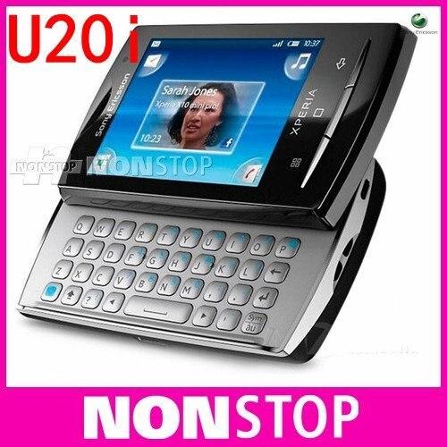 X10mini pro Original Sony Xperia X10 mini pro U20 u20i Unlocked Cell Phone 3G Android WIFI A-GPS 5MP Camera