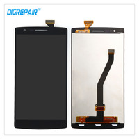 Black For OnePlus One One Plus 1 1 A0001 Smartphone LCD Display Touch Screen Digitizer Full