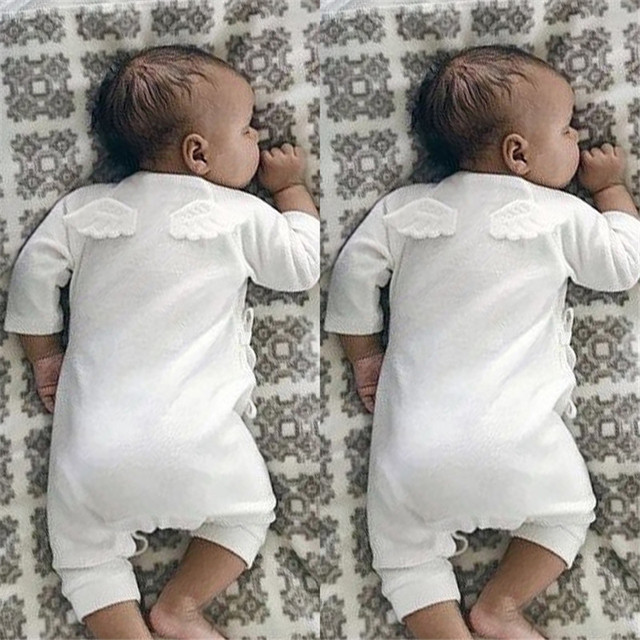 3D Baby pajamas newborn rompers long sleeve underwear cotton pajamas boys girls autumn rompers infant boy's clothes