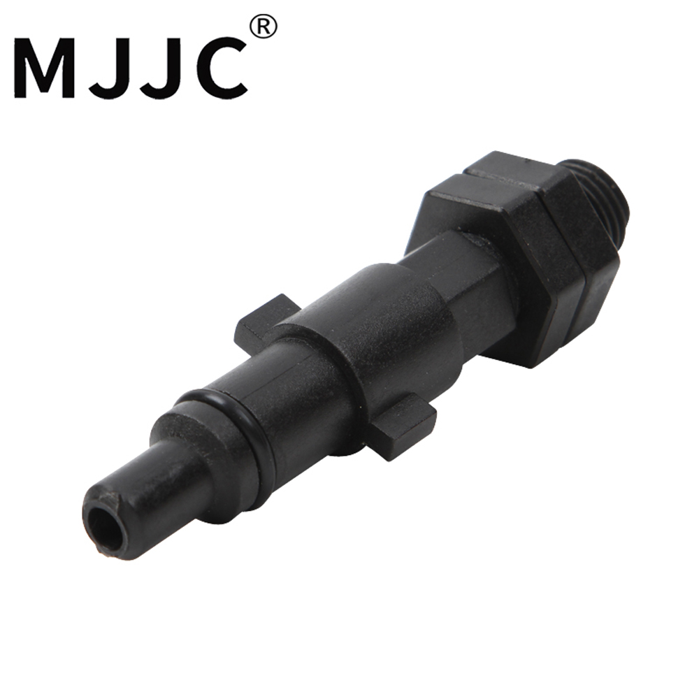 MJJC Brand Foam Lance Brass connector for Nilfisk Kew Alto model NFCN with HiGH Quality Automobiles Accessory Black Color