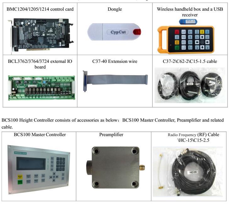 Kreativ Gute Preis Cypcut System Für Laserschneidanlage Fscut Und 2000c/3000c Bcs100 Flache Schneidsystem 100% Original Licht & Beleuchtung