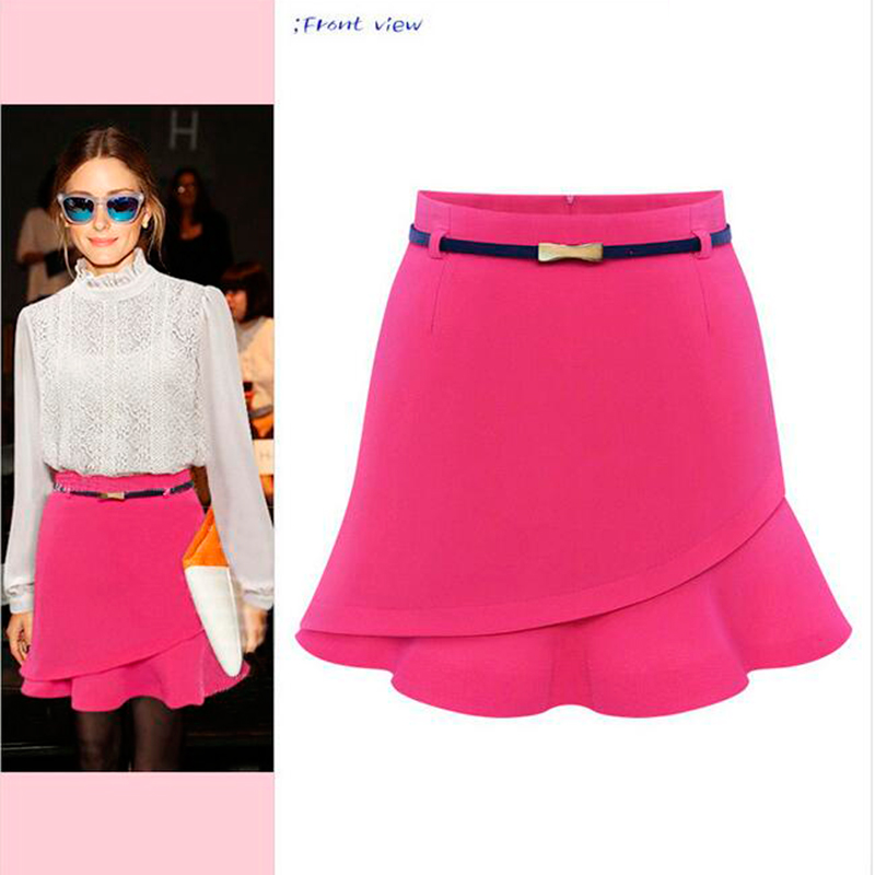 Popular Chiffon Mini Skirt-Buy Cheap Chiffon Mini Skirt lots from ...