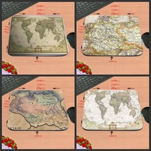 Buy mouse pad lights and get free shipping on aliexpress light yellow world map game antiskid rectangular durable computer mouse pad custom size decorate gumiabroncs Images