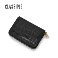Wallets Womens Genuine Leather Card Holder Female Cow Leather Coin Purse Stone Pattern Women Wallets Zipper Ladies Coin Wallet