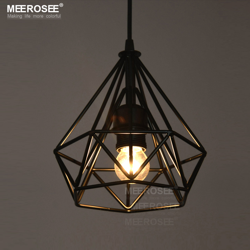 e27 ampoule pendentif luminaire lustres m tal lamparas style am ricain lampe suspendue pendentif. Black Bedroom Furniture Sets. Home Design Ideas