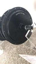 EVFITTING (MXUS) E bike Hub Ha Parlato del Motore 48 V 3000 W DC Brushless Motor per la Rotella Posteriore