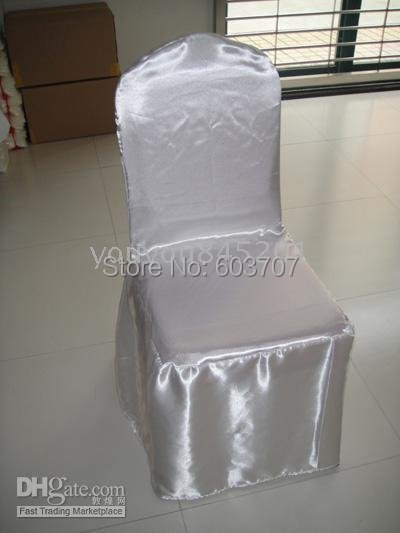 standard banquet chairs modway office chair reviews white cover satin for wedding and other events