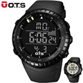 relogio masculino Top Brand Fashion Watch Men Waterproof LED Sports Military Watch Digital Swimming Climbing Outdoor Men Watches