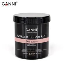 225g 8oz CANNI Camouflage thinn Jelly UV Soak Off 25 stick uv Builder Gel manicure Multi-function nails transparent uv nail gel