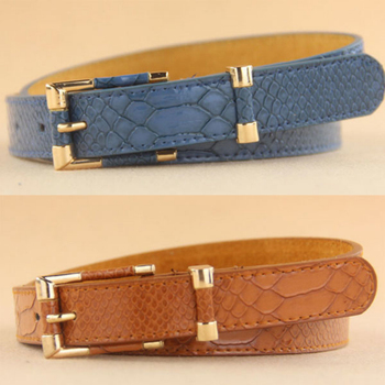 Female Fashion Leather Belt Waist Belt for Lady Summer Dress Amazing Waistband Womens Summer Casual Fashion Accessory 1
