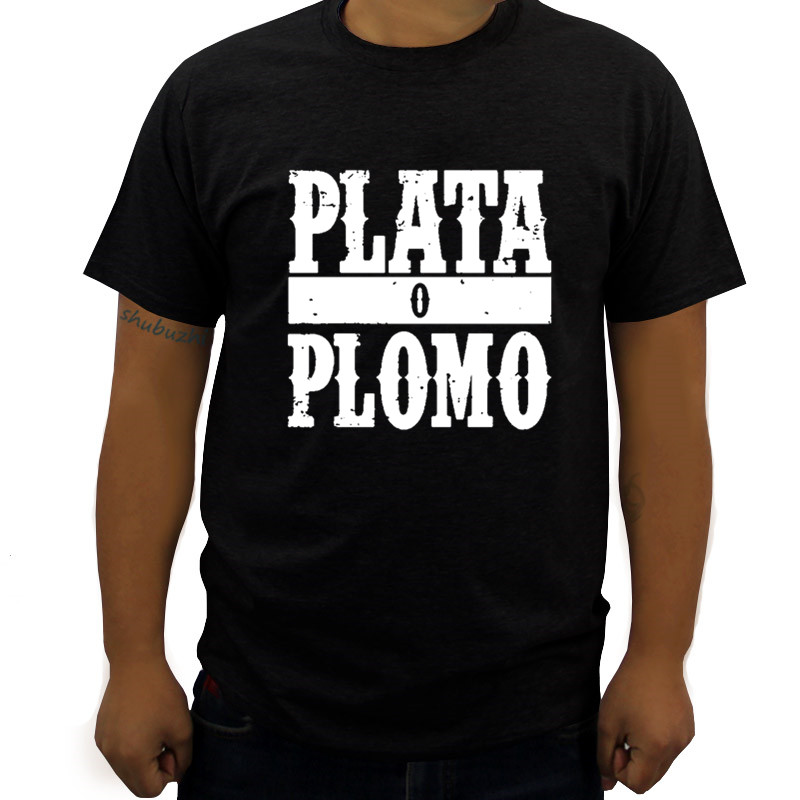 Uhren & Schmuck Humorous Women Girls Tanks Camis Vest Tank Tops Shirts Brand Clothing Plata O Plomo Narcos Pablo Escobar Silver Or Lead Cotton Euuxyuevi