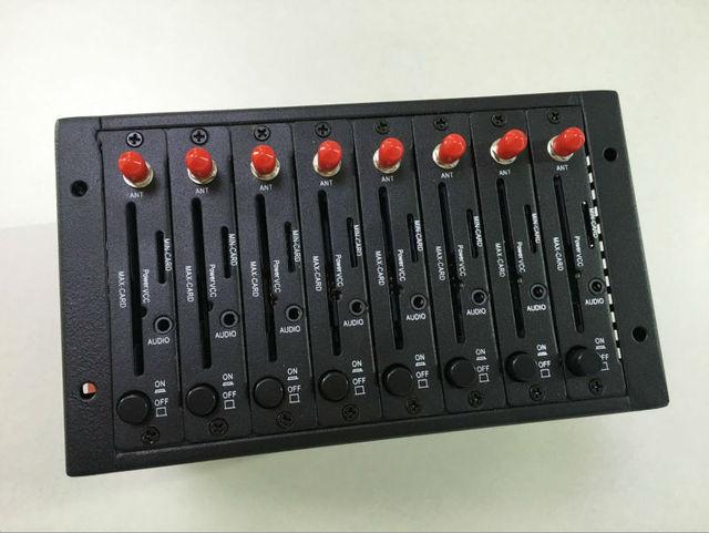 8 Channel WAVECOM GSM/GPRS MODEM pool Q2403 usb modem for sms broadcaster