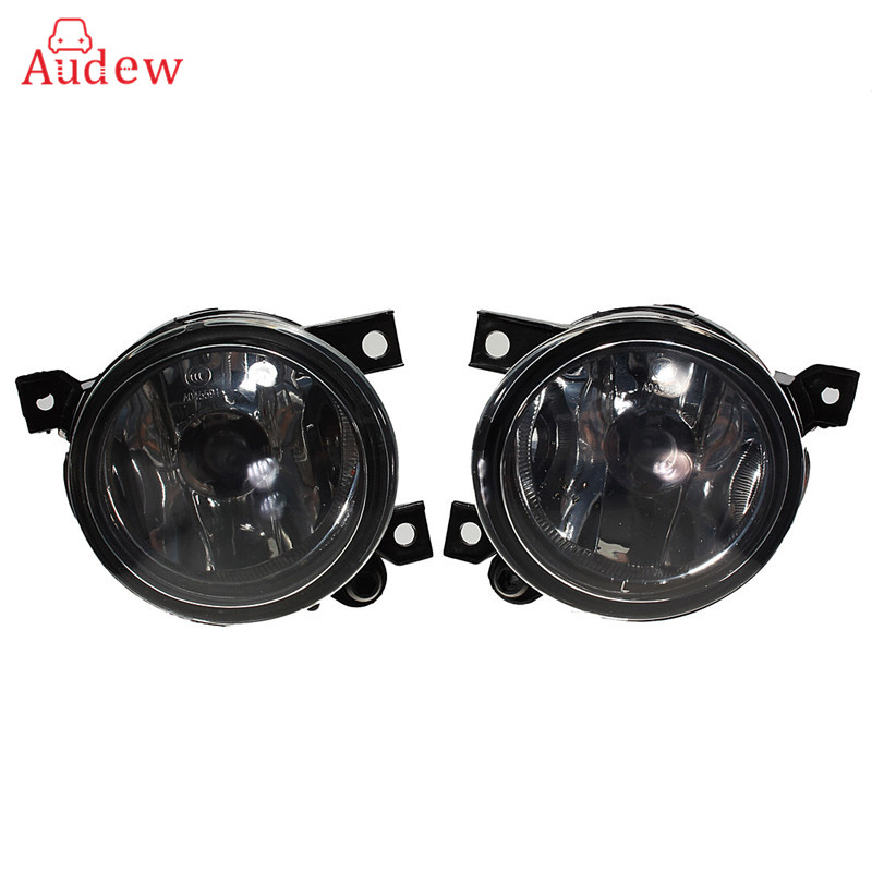 2x Car Front Bumper Driving Fog Light For VW MK5 Golf Jetta 05-10 DOT Approved 5000K New Styling Led Chip External Lights free shipping original 0258007227 17014 0258007351 0258007057 fits for 99 05 vw jetta 1 8l l4 oxygen sensor front upstream
