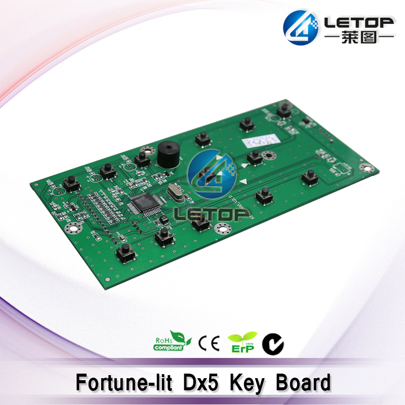 Excellent Quality!dx5 inkjet printer fortune-lit keypad licai bemajet piezo photo printer domestics dx5 capping pump assembly for zhongye fortune lit skycolor ink stack spare part