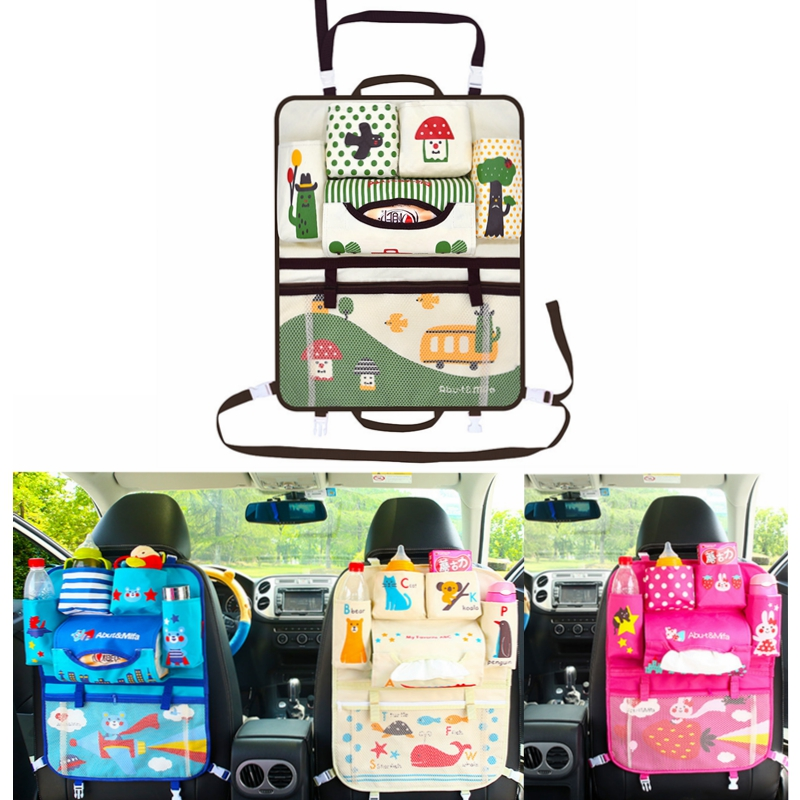 Baby Stroller Organizer Storage Diaper Bag Mummy Maternity Mom Bag For Baby Car Stroller Hanging Bag Accessories