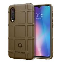 For Xiaomi Mi 8 /Mi8 Se/Mi8 Lite/Mi9/Mi 9Se Case Luxury Shockproof Soft Silicone TPU Shield Phone Protection Case Back Cover стоимость