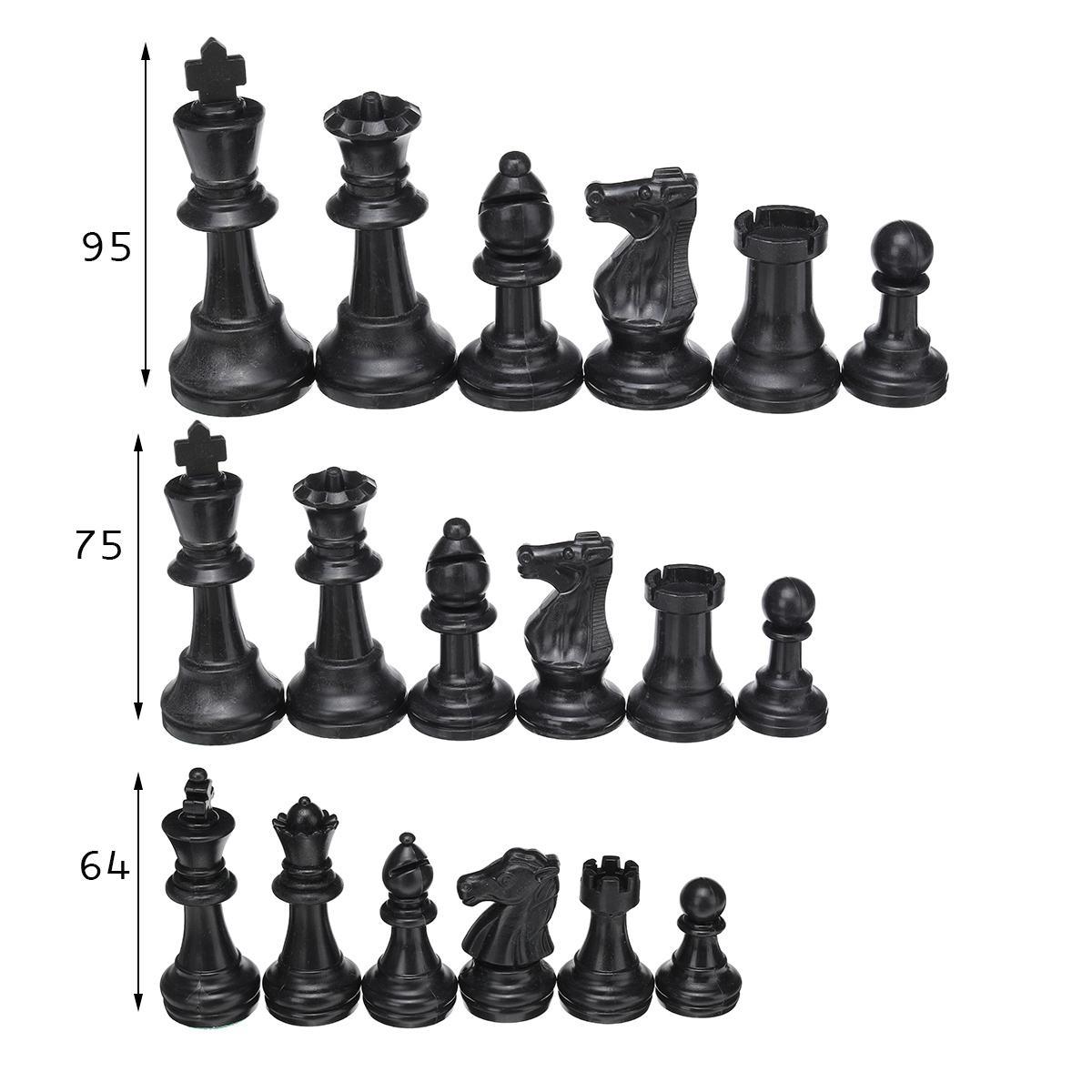 32PCS Chess Pieces Plastic…