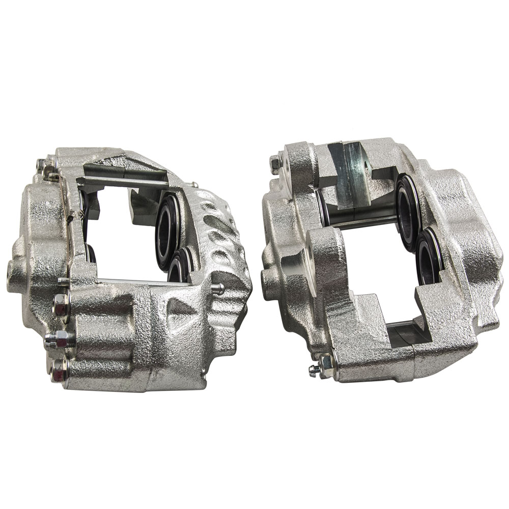 2 Front Brake Calipers Caliper for Toyota Landcruiser 70 75 Series FZJ75 HZJ75 for <font><b>Hilux</b></font> <font><b>LN106</b></font> LN107 LN111 LN130 47750-35080 image