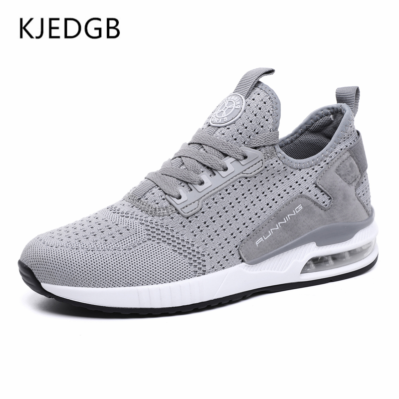 KJEDGB Hot Sale Unisex Men Women Sneakers Comfortable Couple Casual Shoes Breathable Basket Femme Adult Male