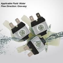 1 шт. AC 220V G3/4 дюймовый электромагнитный клапан 3-ходовой Электрический электромагнитный клапан подвода воды N/C Обычный Электрический соленоид клапан