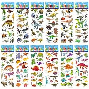 Image 1 - 12 листов/набор, Детские наклейки для скрапбукинга
