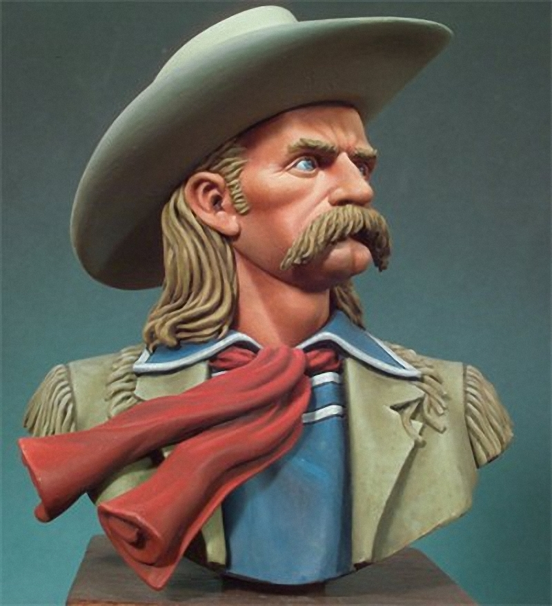 Lt. Col. George A. Custer (1873)