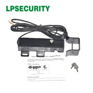 Image 5 - 12VDC 24VDC Outdoor Waterdichte Elektrische Lock Dropbolt Voor Automatische Swing Gate Deuropener Operator
