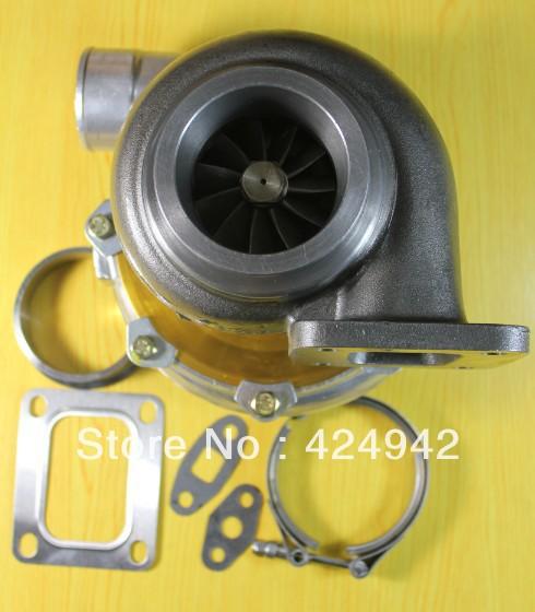 T76 T4 Turbine A / R.81 Kompressorgehäuse A / R.80 Öl- und - Autoteile - Foto 3