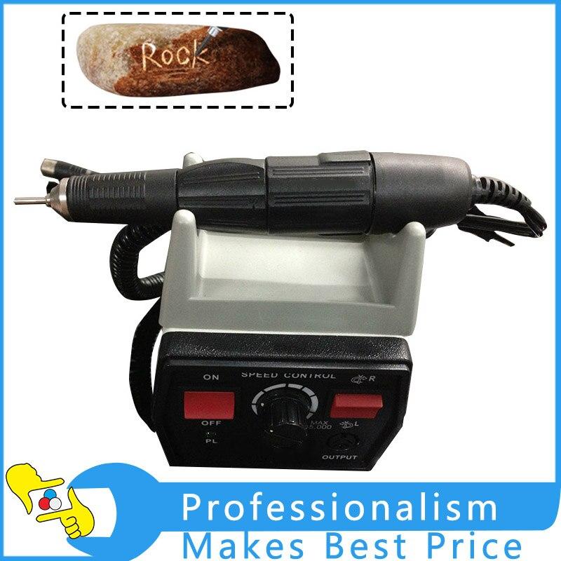 204-102L Handle Nail Jewelry Electronic Engraving Machine Grinding Machine 220V массажер нозоми мн 102