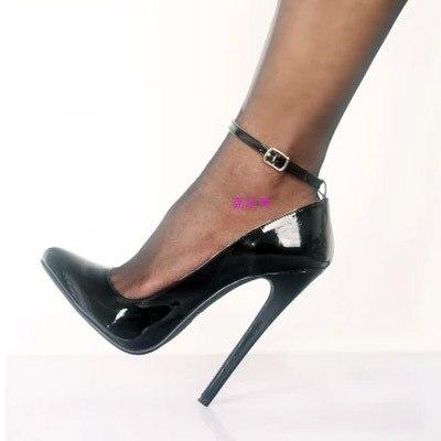 1c84dc6541b US $66.41  Women heels Sexy high heel 16 cm pointed nightclub high heeled  shoes big size 44 yards of flirting female shoes Free shipping in Women ...