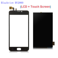 For Blackview BV2000 LCD Display + Touch Screen Original Tested BV 2000 Replacement LCD and Touch Screen with Tools