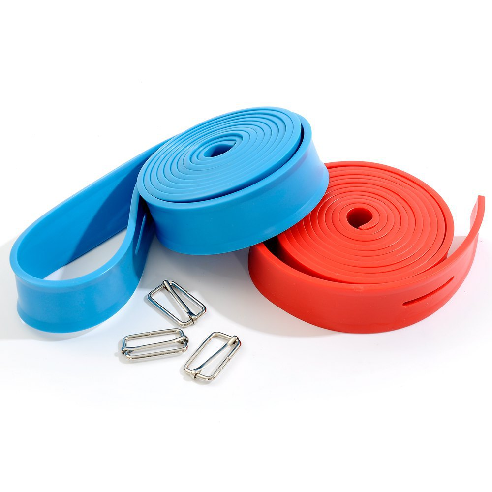 2018 New Exercise Elastic Band Workout Ruber Loop Crossfit Strength Pilates Fitness Equipment Training Expander Unisex