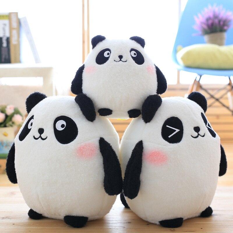 Weiches Nettes Knödel Panda puppen plüsch panda spielzeug geschenk für freunde