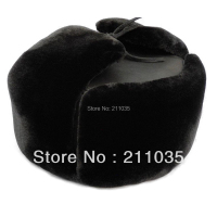 Hot Sale Winter Winter Marten Velvet Ear Male Men Fur Hat R93