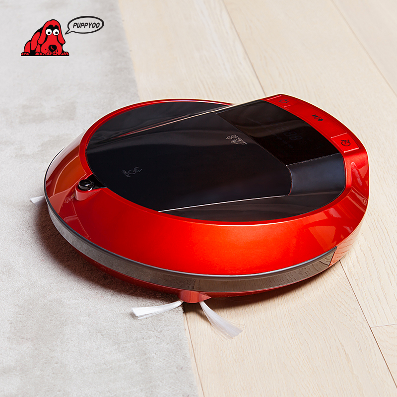 PUPPYOO Robot Aspirateur Multifonctionnel Self-Charge Balayage - Appareils ménagers - Photo 5