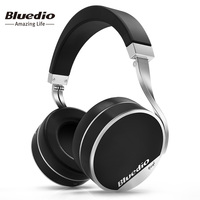 Bluedio Vinyl Plus Light Extravagance Wireless Bluetooth Headphones Headset