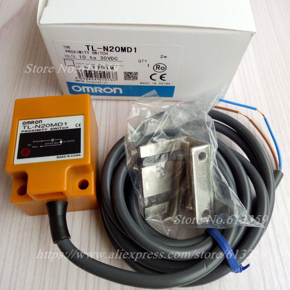 Omron TL-N10ME1 photoélectrique Commutateur nouveau